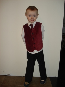 My 5 year old little stud:)