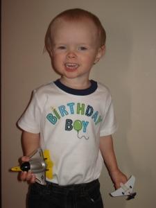 Judah turns 2!!