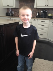 My handsome 6 year old!! Love him!